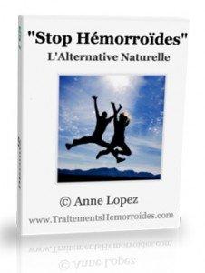 stop hémorroïdes - alternative naturelle