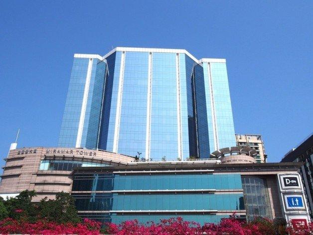 Miramar Tower – Le siège de la société