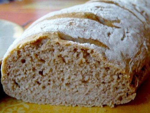 un pain complet