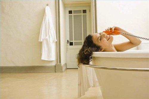 utiliser un bain de siege