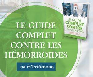 Guide contre les hémoroides