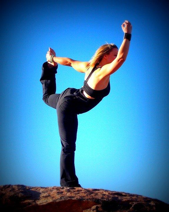 yoga sport hemorroide