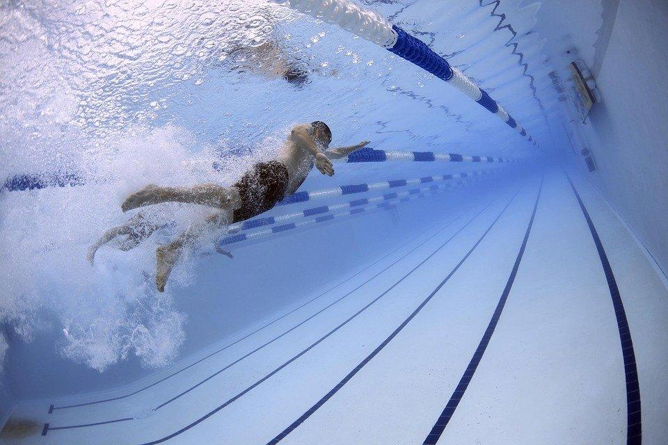 natation sport hemorroide