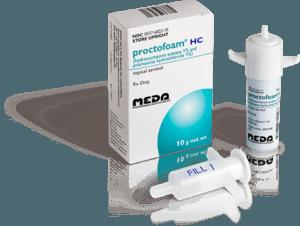 Meda Proctofoam HC