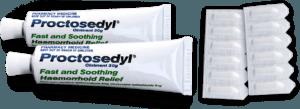 Proctosedyl: traitement hémorroïdes