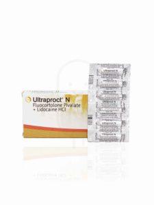 Crème anti hémorroide Ultraproct