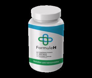 Formule H : gélules contre les hémorroides