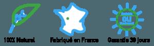nouveau produit contre les hémorroïdes, fabriqué en France et 100% naturel