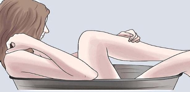 Bain de siège